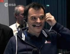 Andrea Accomazzo, responsabile delle operazioni della missione Rosetta