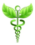 Caduceus Medical Symbol Alternative Medicine